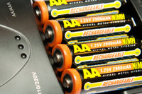 Batteries (rechargeable)
