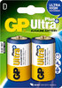 2 x Ultra Plus Alkaline Batterie D, Mono [GP 13AUP]